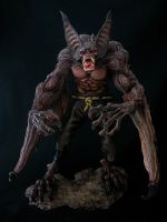 Manbat by Blairsculpture