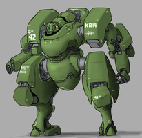 KR-14A Kelleg MP type by Norsehound