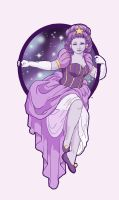 Space Princess by Lamorien