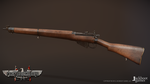 Lee-Enfield No.4 Mk I (01) by JackbootGames