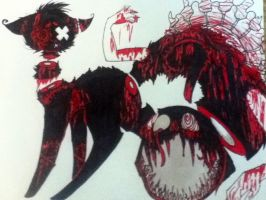 Gore REF by kyuubialley