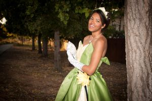 Happy Tiana by xAleux