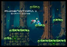 Phoenotopia II - Earth Dome mockup by World-of-NoeL