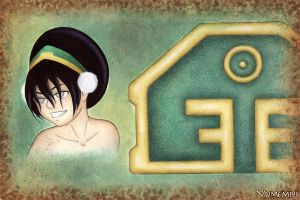 Toph, the Blind Bandit by Yumemi91