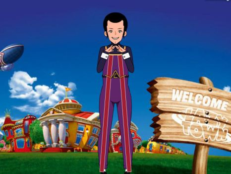 Request - Robbie Rotten (Lazy Town) by Myterritory20