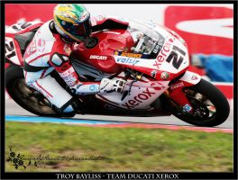 Brno- Troy Bayliss FP II by QueenOfHearts21