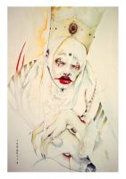 A tribute to M Hussar by RedGella