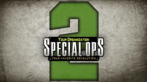 Special Ops Title Graphic by graph-man