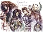 Evolution of Madara by jesterry