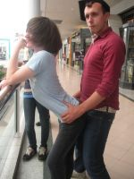 Gay sex by CaraFxknAnne
