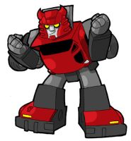 Cliffjumper by JoelRCarroll