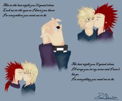 Valentine's Kisses by KoolKat56