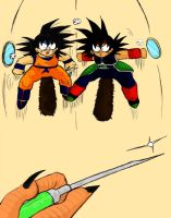Like father_like son_colored by Nei-Ning