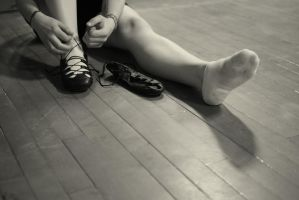 Irish Step Dancing by Ellie-Photographie