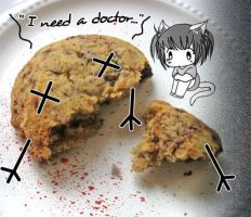Cookie T_T by Chii9x
