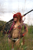 Yoko Littner // i wasn't happy where i was by SyrenCosplay