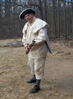 Continental Army Soldier by uglygosling