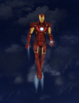 Ironman Commission by JayRoseberry