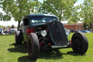 A Friends Rat Rod by KyleAndTheClassics