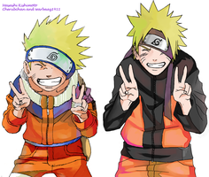 Naruto: We are Kakashi by Warbaaz1411