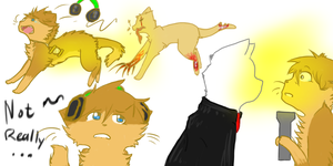 Ask PewDie the cat 3 by AskPewDie-The-Cat