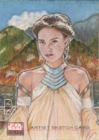 SW Galaxy IV - Padme Lake by OMangueOTangue