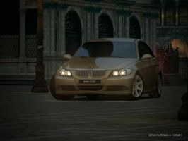 BMW 3 series by AVpuppy