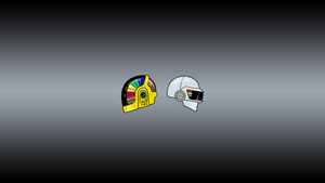 DaftPunk Alternate Wallpapers by speedych33se