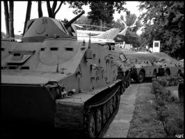 Tanks. by k3jt