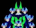 Cell and Cell Jrs by MinkisBaby