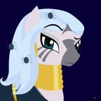 nightmare night zecora by ec31314