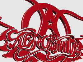 Aerosmith logo by cozmicone