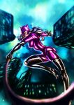 Knightfall Catwoman by cric