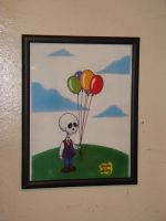 Dead Balloon Boy. by oblongangus