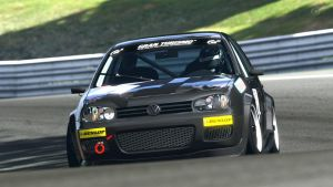 2001 Volkswagen Golf GTI mkIV RM (Gran Turismo 5) by Vertualissimo