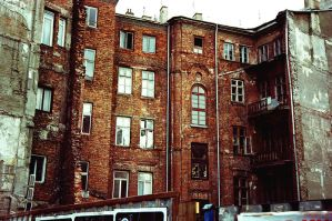 Warsaw 096 tenement house by remigiuszScout