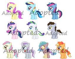 Fanfoal Challenge 1-10 (CLOSED) by Randina42