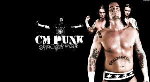 CM Punk Wallpaper by SentonB
