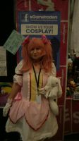 Me as Madoka by luckydogofdeath