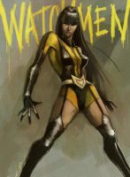 Silk Spectre by cuson