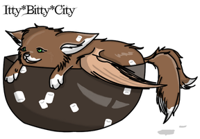 Enchanted-Adoptables: Cocoa by Whispered-Time