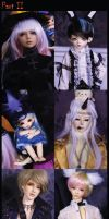 BJD Halloween Meet 2014 - II by eli-star