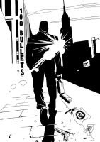 Agent Graves - 100 Bullets by GiP7