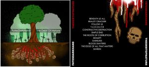 The Debt of Nature - CD cover by FatesDarkHand