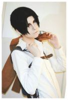 Levi : Attack on Titan by H-IBIKI