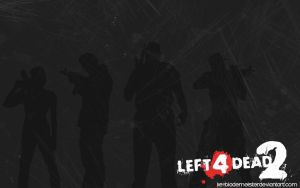 L4D2 Wallpaper by KeybladeMeister