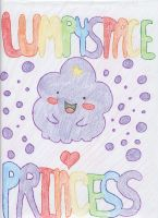 Lumpy Space Princess by TohruOnigriHonda865
