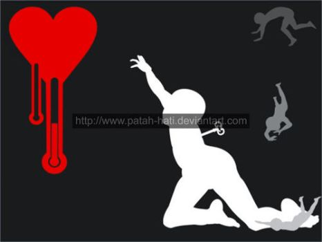 Lost the Heart by PATAH-HATI
