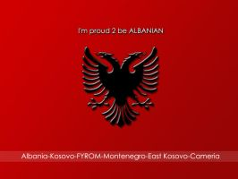 Albanian Pride by Gzimos