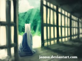 The familiar - Speedpaint by jaoosa